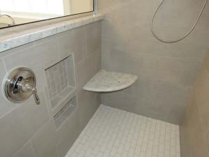 Shower seat 1